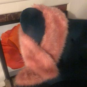 Mayra Faux Fur Snood